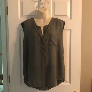 James Perse Blouse size 3 (Large)